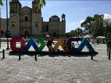 Regalo de cumpleaños... Hermoso estado de Oaxaca
