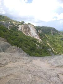 Hierve el agua-Oaxaca