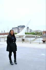 El puente de la mujer. #ViajesDondeIr