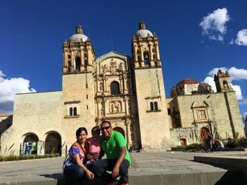 Una tarde en Santo Domingo