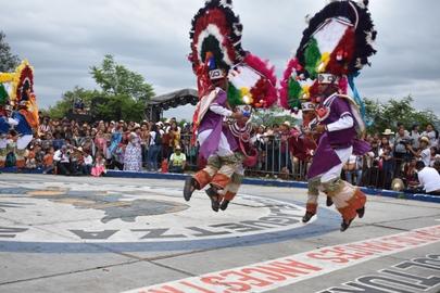 Ellos Volaban, Zimatlán de Álvarez, fiesta de la Guelaguetza