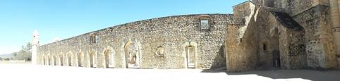 Templo y exconvento de Santiago apóstol, Cuilapam de Guerrero