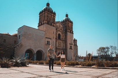 Enamorados de Oaxaca.