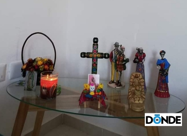 Altar #DiaDeMuertosDondeIr