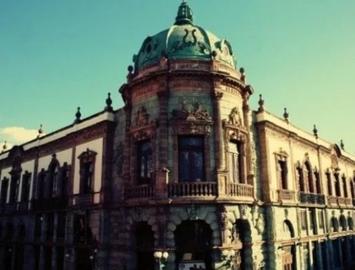 Teatro Macedonio Alcalá (Oaxaca de Juárez)