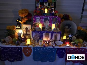 Ofrenda con cariño para nuestros seres queridos #DiaDeMuertosDondeIr