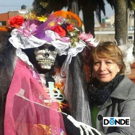Amigas #DiaDeMuertosDondeIr