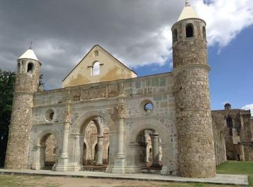 Ex Convento de Cuilápam de Guerrero