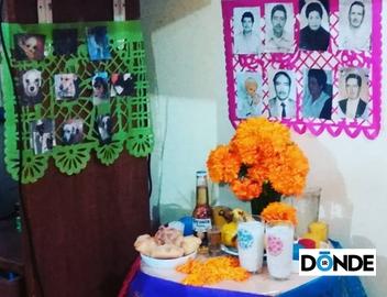 Homenaje a mis seres queridos #DiaDeMuertosDondeIr