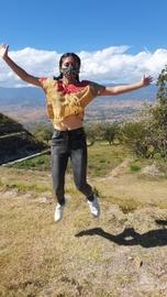 Quisiera tocar el cielo de Monte Albán #ViajesDondeIr