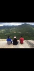 Mirando al horizonte