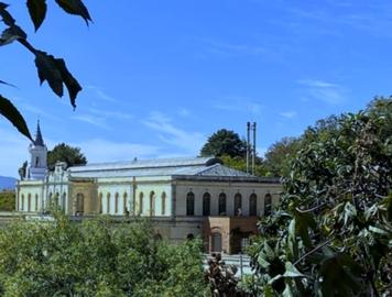 Centro de las Artes San Agustín Etla, Oax.